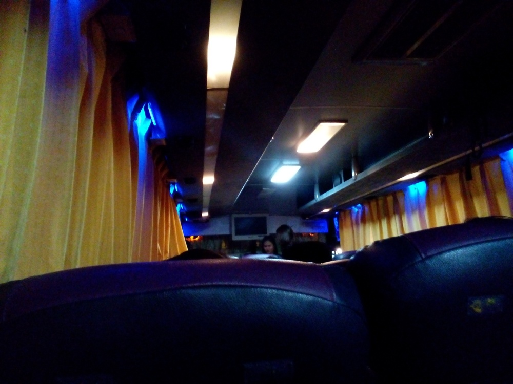 How the Joybus looks like inside (not the best pic though)