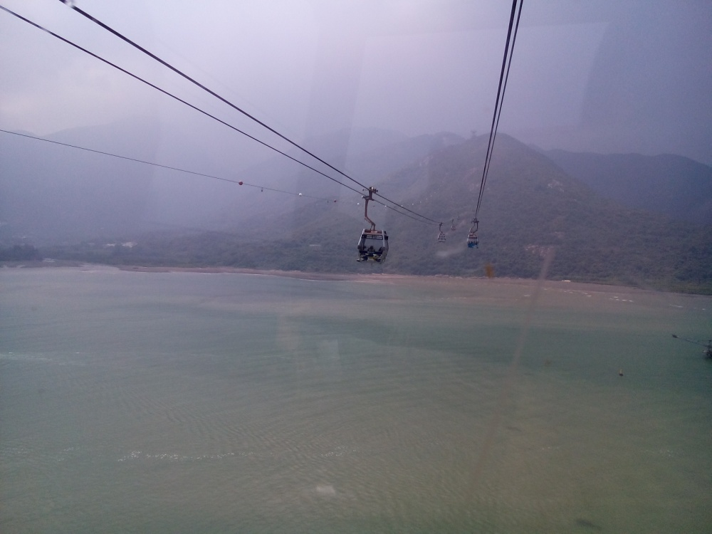 The Cable Car we Rode