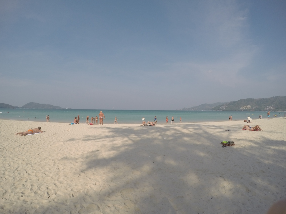 Loved the view in Patong Beach