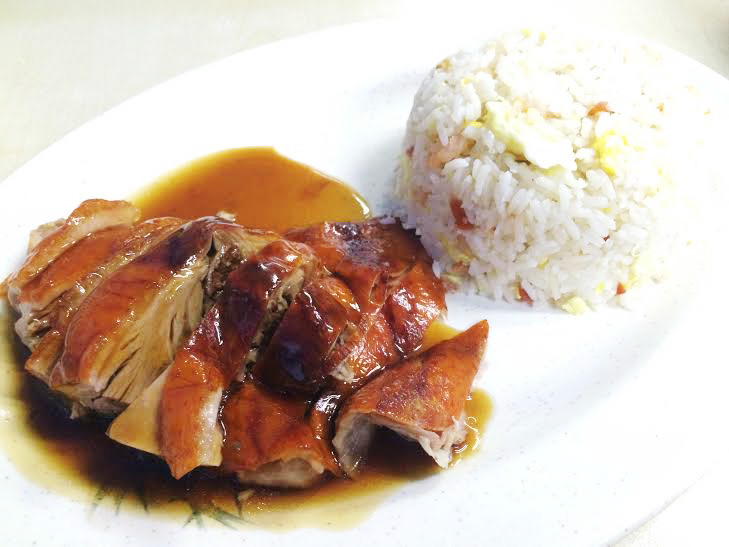 If I remember correctly this was P200  What I liked about this dish is that the duck was really tender and it wasn't too salty. However, i still prefer hoisin sauce over the what they put. The rice also was so good. It had egg and bits of asado.