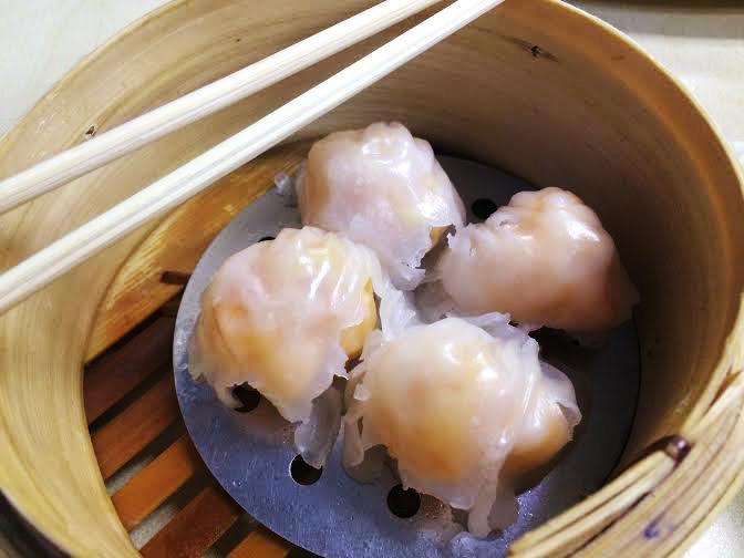 P80 I can eat this everyday. Among all types of Dimsum, this is my favorite and it did not disappoint me! It was full of shrimp and it was huge! Usually, restaurants outside sell this for 100 + but this was only 80 pesos and it was full of shrimp so I really liked it.