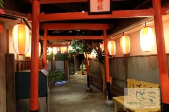 Looks like the Fushimi Inari Temple