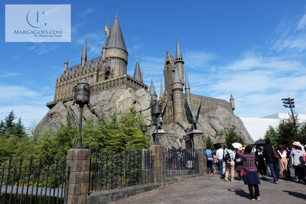hogwarts outside