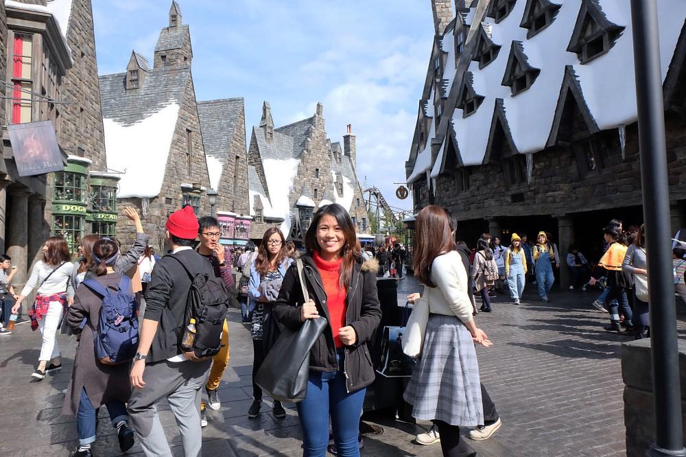 me in hogwarts