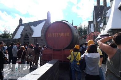 Butter beer barrel