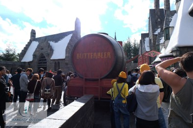 Butter beer barrel