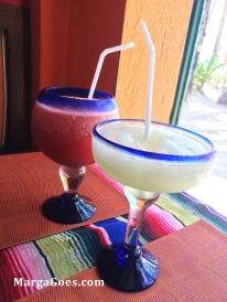 Margarita and Watermelon Shake