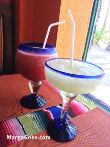 Margarita and Watermelon Shake