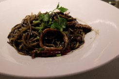 Squid ink pasta-bestseller