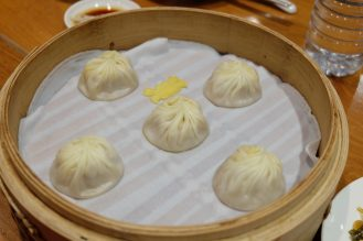 Famous Crab Xiao Long Bao
