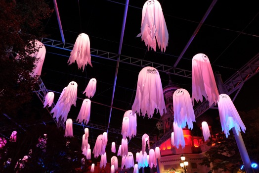 Halloween decors were so cute!